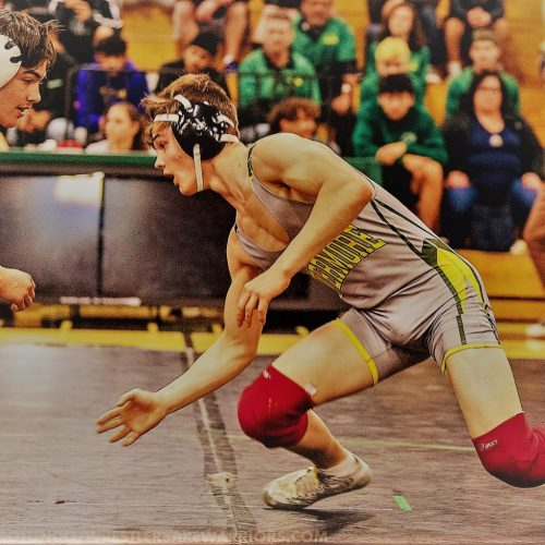 145 – TIMOTHY COWAN (Livermore, 10) EBAL Wrestling Champion 2020