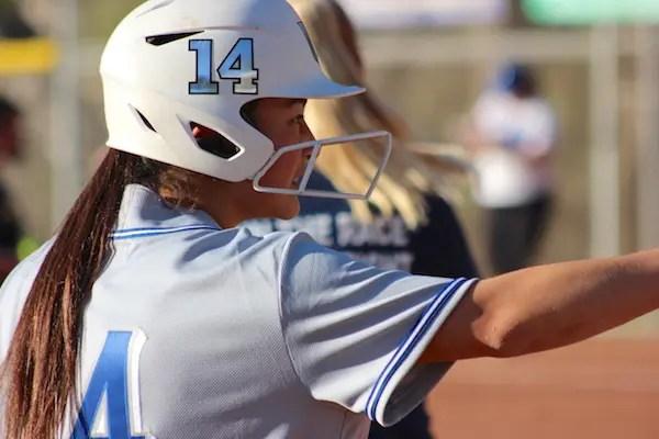 Hailey Stripling, Acalanes Softball