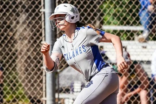 Kaylee Pond, Acalanes Softball