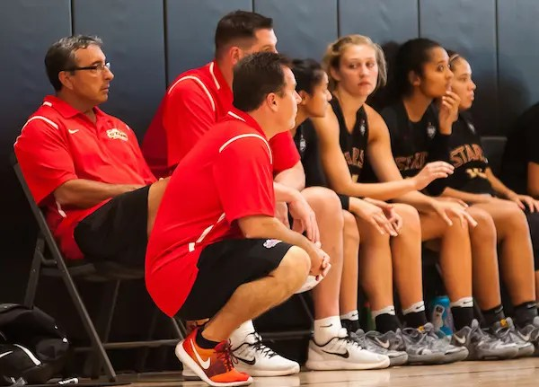 Kelly Sopak, Cal Stars, Basketball