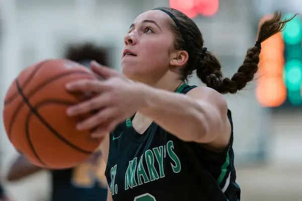 Final NorCal Girls Basketball Rankings, Brooklyn Perry