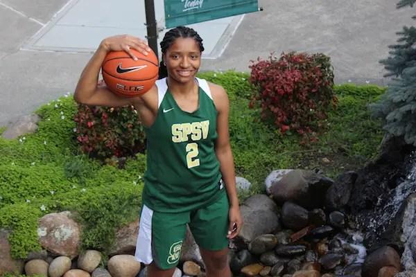 Tameiya Sadler, All-NorCal Girls Basketball