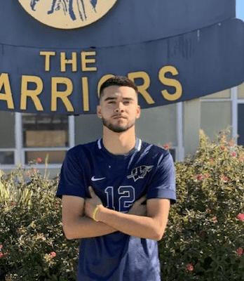 SportStar Of The Week, Alejandro Lopez, the Ygnacio Valley-Concord Senior Soccer Star
