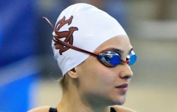 Emma Barksdale, Girls Swimming Big 10