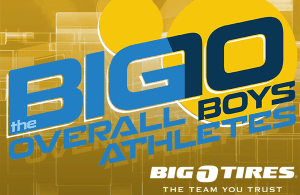 Overall Boys Athlete Big 10, SportStars