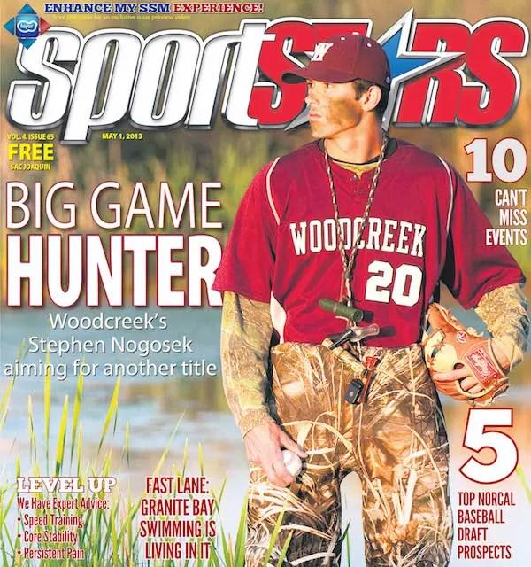 Stephen Nogosek, Woodcreek Baseball, James Leash