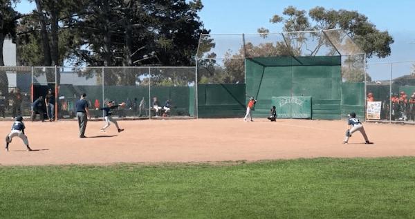 Little League, Alameda, Baseball