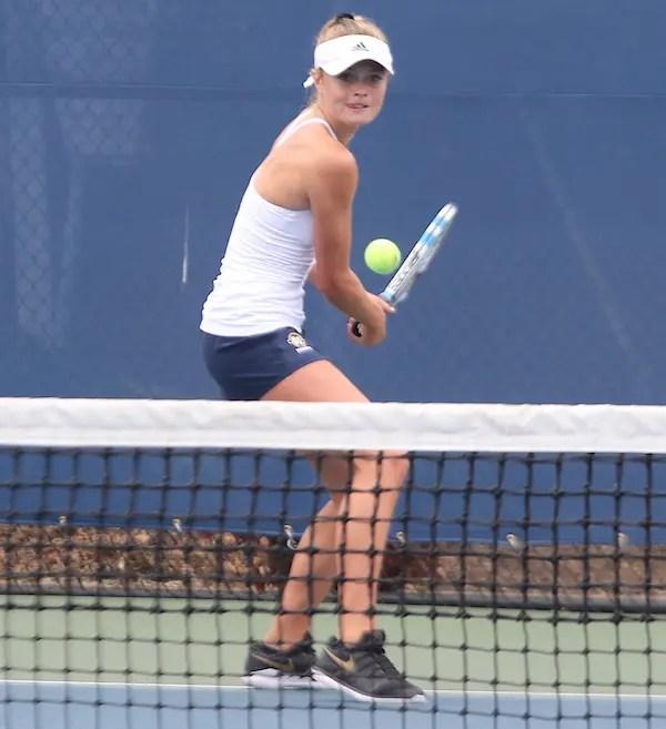 Menlo School, Addie Ahlstrom, Tennis