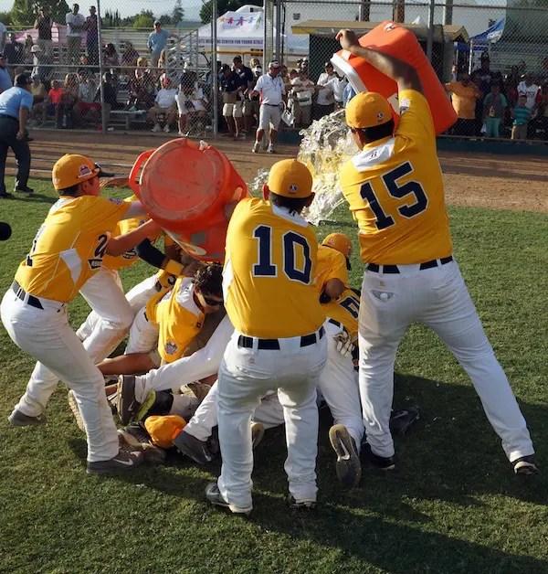 Nogales, Arizona, Intermediate World Series, Baseball