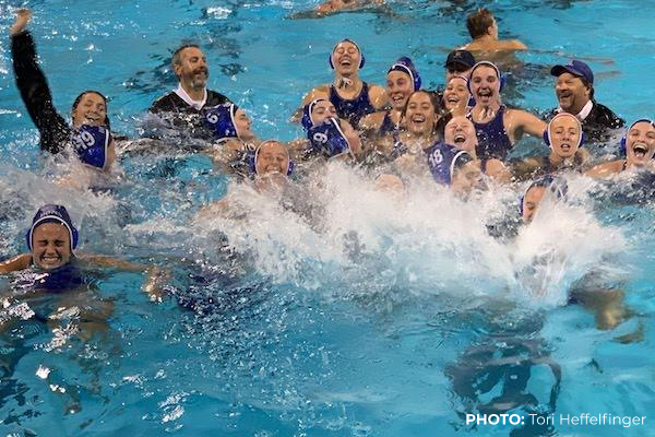 Acalanes girls water polo, Team of the Year, oral history