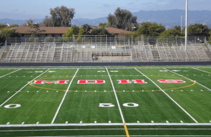 Mt. Diablo High, Hart Fairclough Stadium