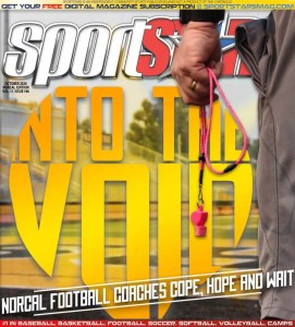 SportStars Magazine Issue 186 October 2020 Into the Void is about how high school football will go during Covid-19