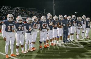 Cosumnes Oaks Football, Elk Grove