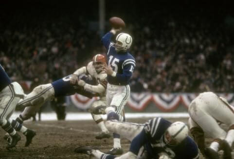 IT WAS FIFTY YEARS AGO TODAY- SATURDAY DECEMBER 29, 1968- NFL CHAMPIONSHIP GAME- BALTIMORE 34 CLEVELAND 0 | slicethelife