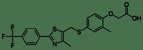 gw501516 molecule