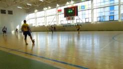 Финал игр Кубка Минской области по мини-футболу