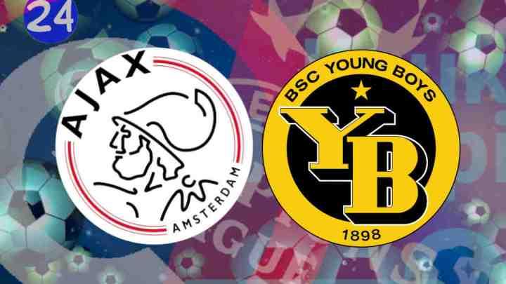 Livestream Europa League Ajax - Young Boys