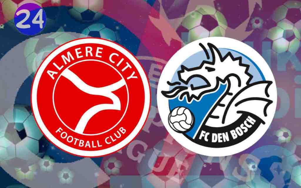 Livestream Almere City FC - FC Den Bosch