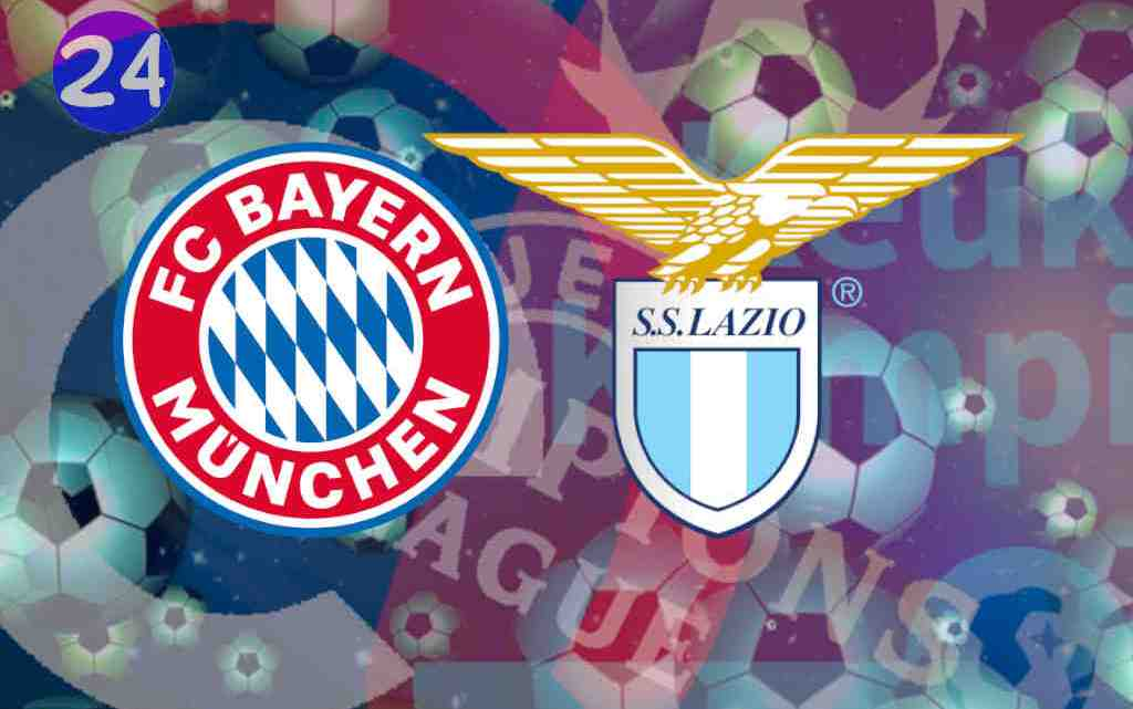 Livestream Bayern München - Lazio