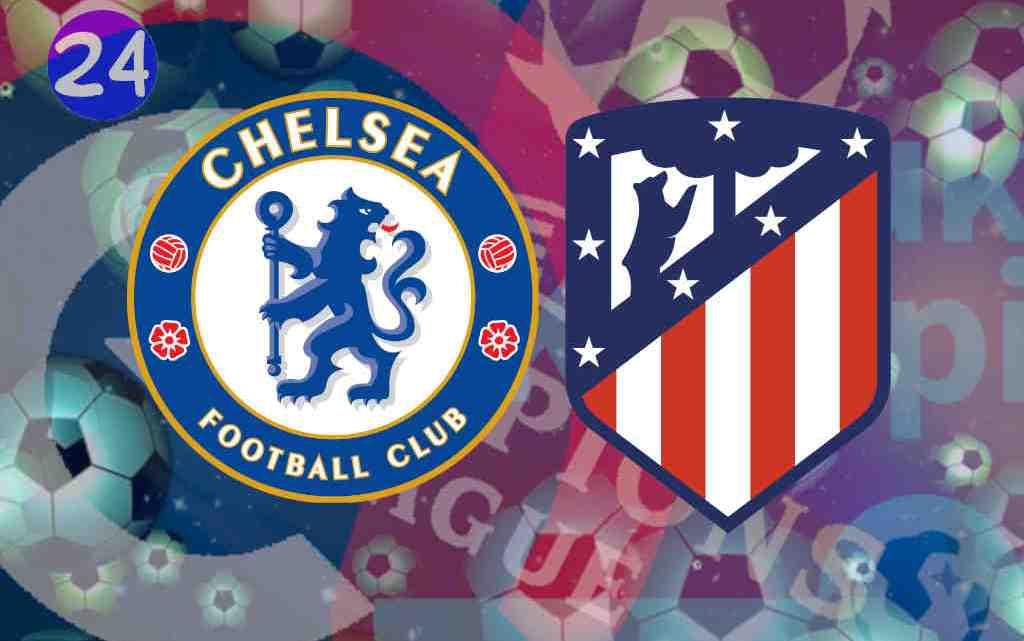 Livestream Chelsea - Atlético Madrid