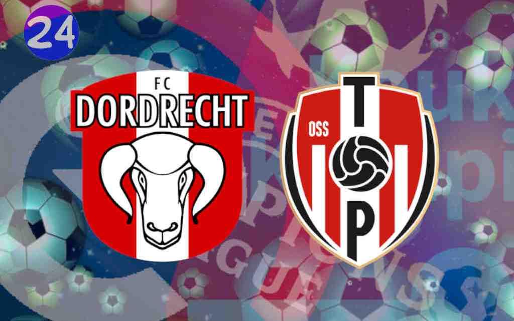 Livestream FC Dordrecht - Top Oss