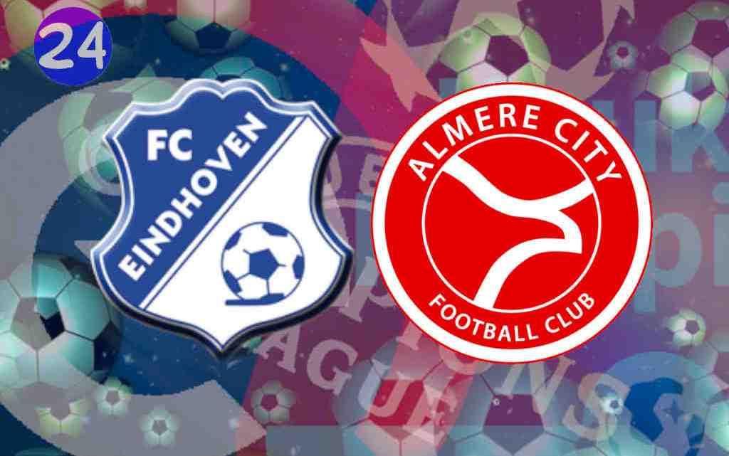 Livestream FC Eindhoven - Almere City FC