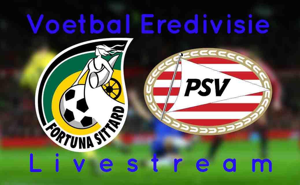 Livestream Fortuna Sittard - PSV
