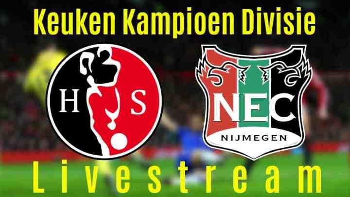 Livestream Helmond Sport - NEC