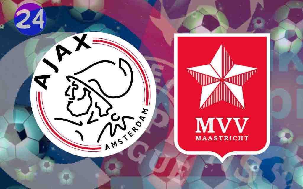 Livestream Jong Ajax - MVV
