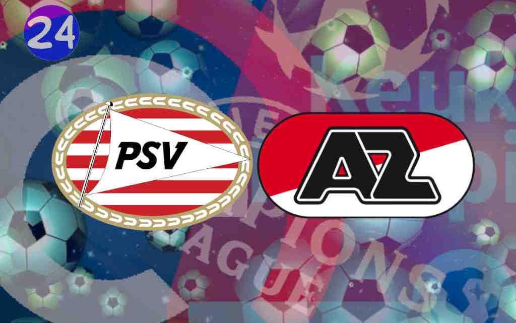 Livestream Jong PSV - Jong AZ