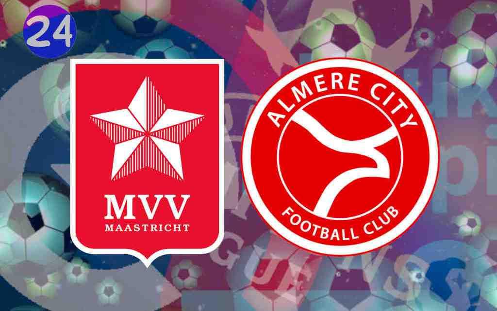 Livestream MVV - Almere City FC