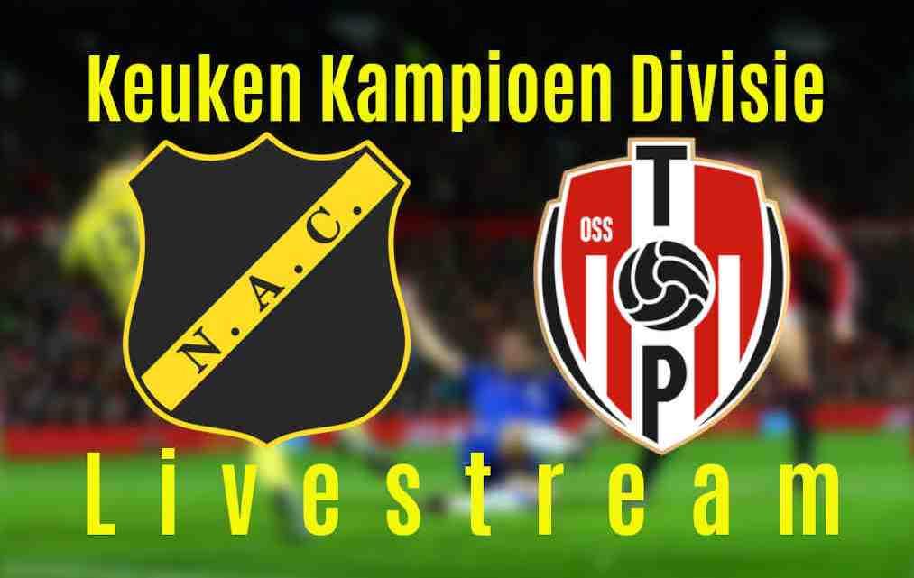 Livestream NAC Breda - Top Oss