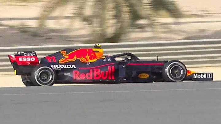 Formule 1 GP Bahrein 2021