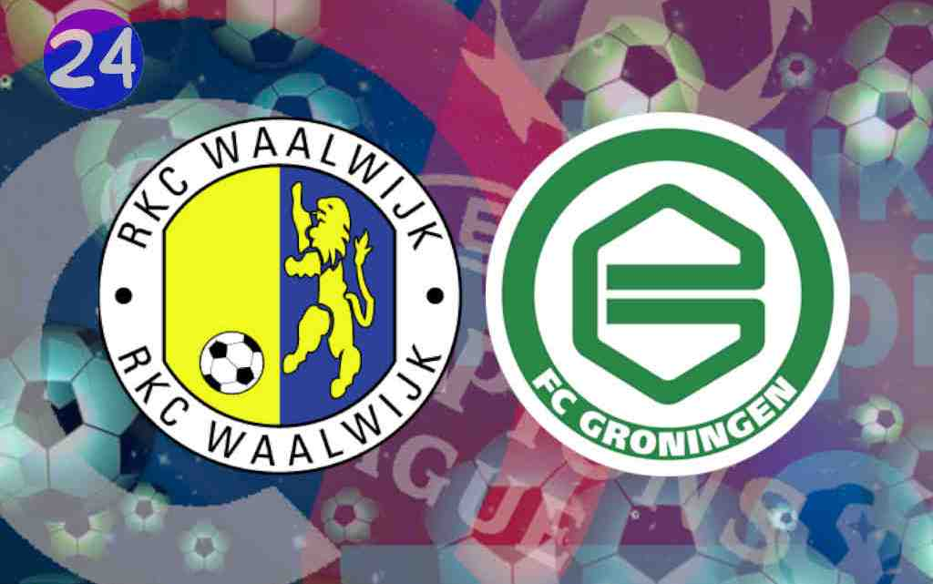 Livestream RKC Waalwijk - FC Groningen