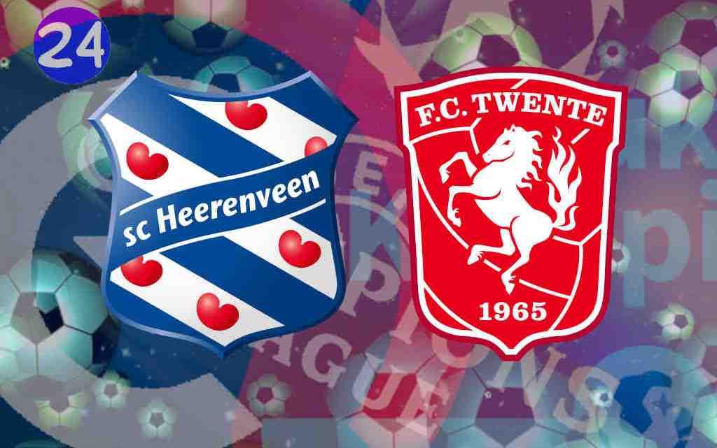 Livestream SC Heerenveen - FC Twente