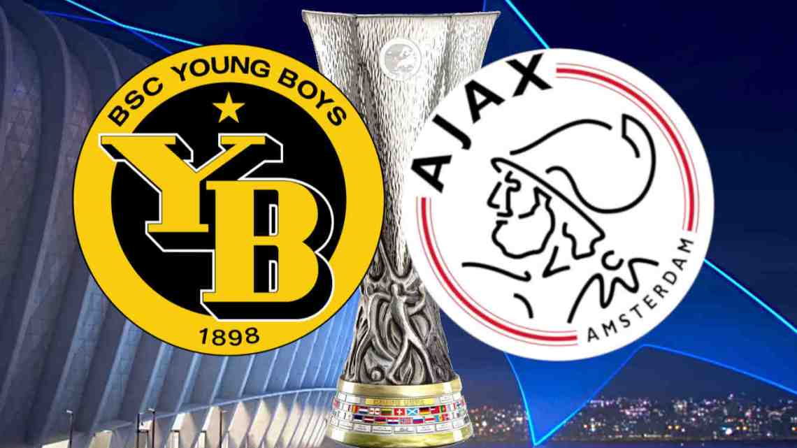 Livestream Young Boys - Ajax