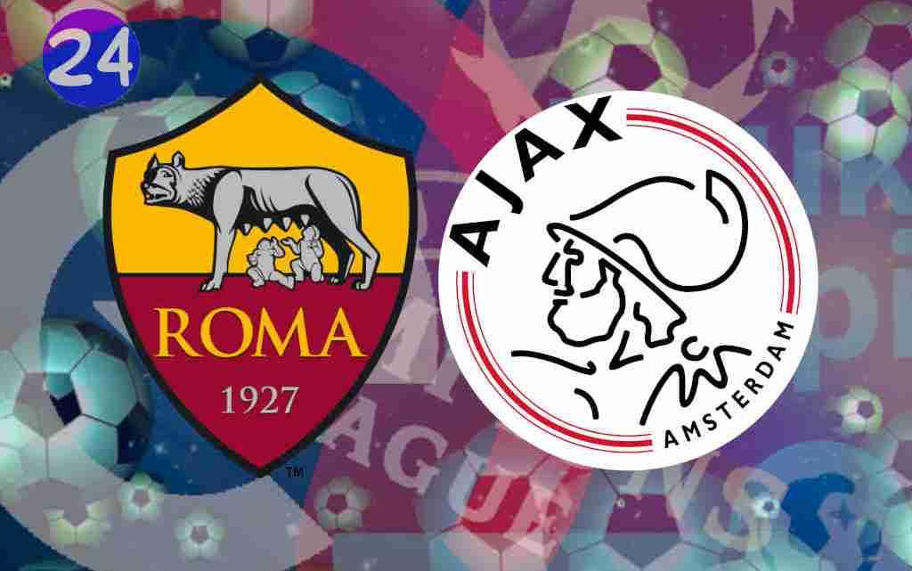 Livestream AS Roma - Ajax