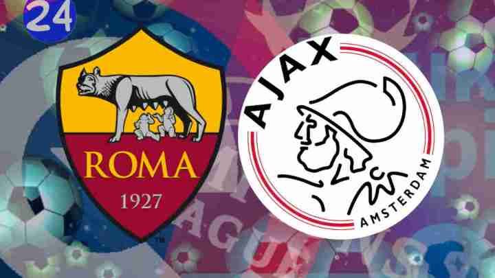 Livestream AS Roma - Ajax