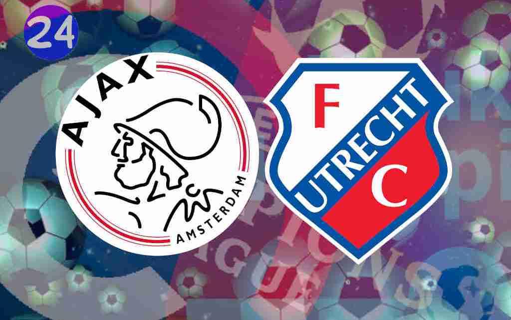 Livestream Ajax - FC Utrecht
