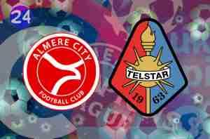 Livestream Almere City FC - Telstar