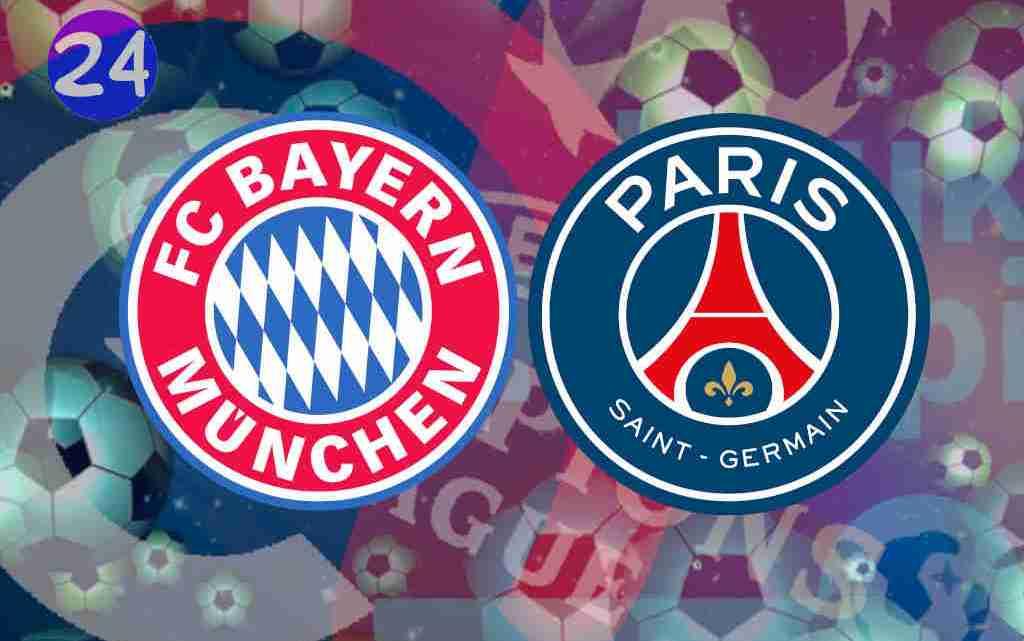 Livestream Bayern - PSG