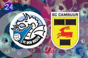 Livestream FC Den Bosch - SC Cambuur