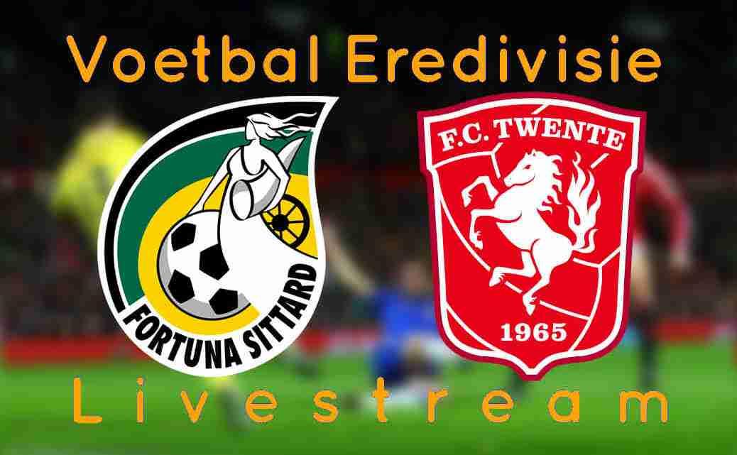 Livestream Fortuna Sittard - FC Twente