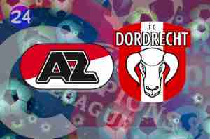 Livestream Jong AZ - FC Dordrecht
