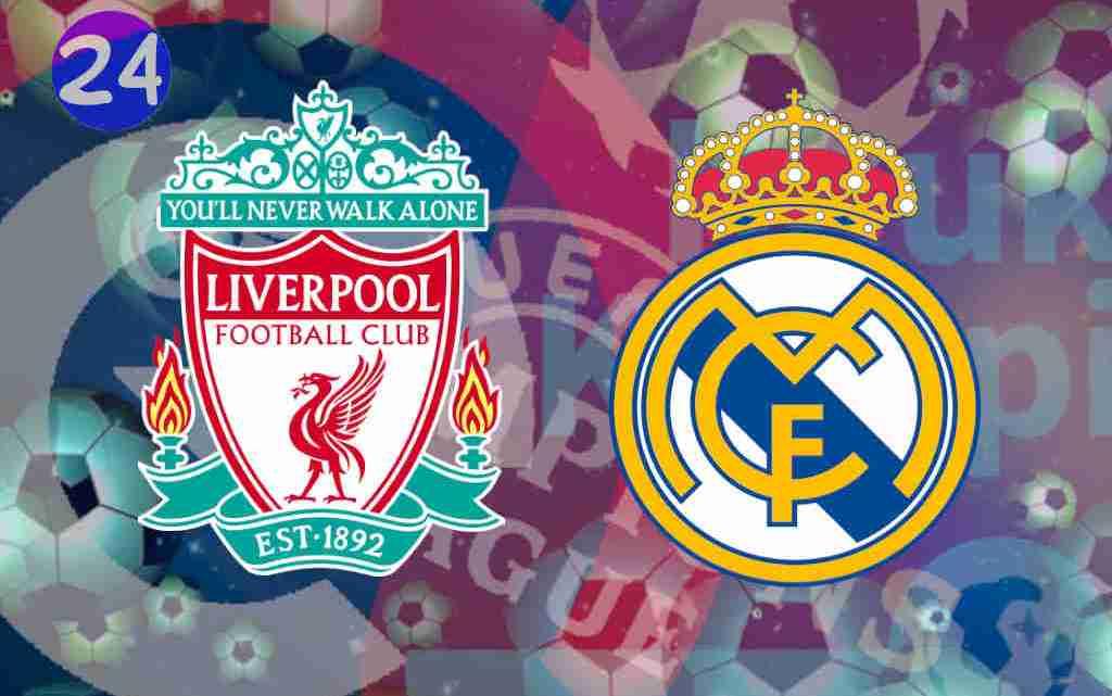 Livestream Liverpool - Real Madrid