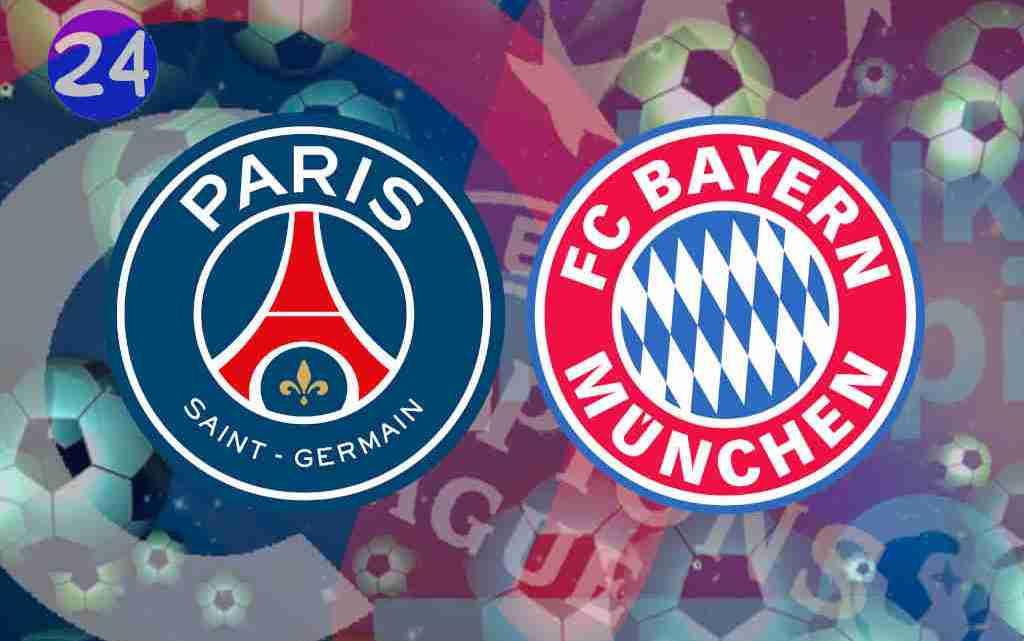 Livestream Paris St. Germ. - Bayern München