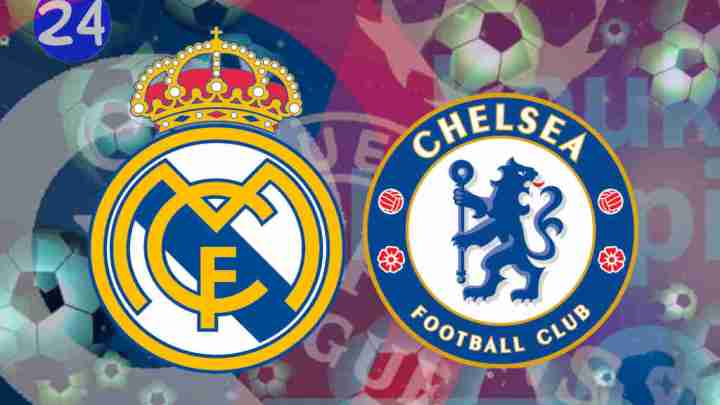 Livestream Real Madrid - Chelsea