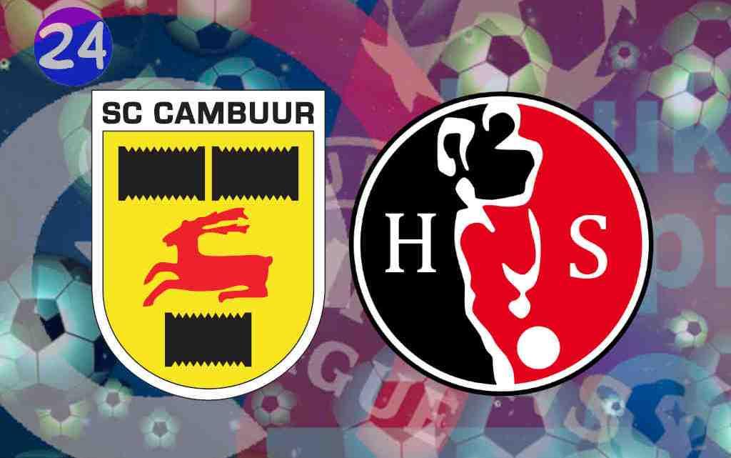 Livestream SC Cambuur - Helmond Sport