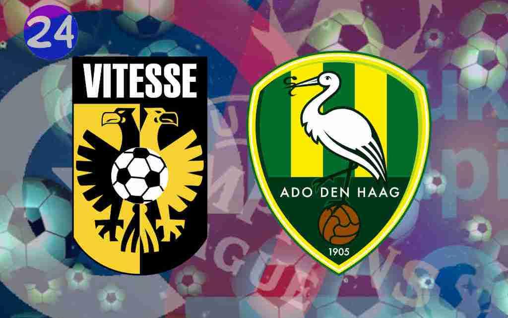 Livestream Vitesse - ADO Den Haag