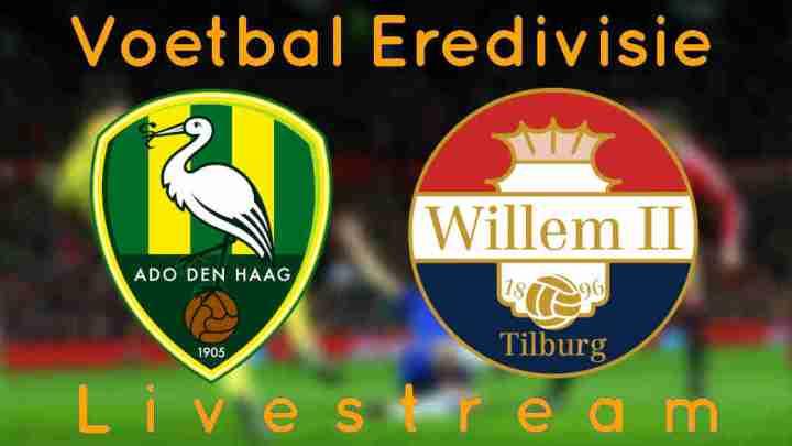 Gratis ADO Den Haag - Willem II